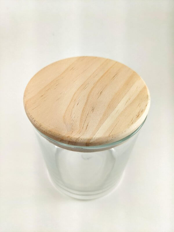 The Classic Vessel Lid-View